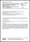ČSN EN 50411-2-3 ed. 2 Vláknové organizéry a krytí používaná v optických vláknových komunikačních systémech - Specifikace výrobku - Část 2-3: Těsněná řadová krytí vláknových spojů Typu 1, pro kategorii S & A