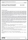 TNI 75 7521 Kvalita vod - Stanovení chemické spotřeby kyslíku (CHSKCr) - Metoda ve zkumavkách