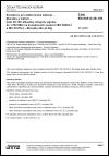 ČSN EN 60512-28-100 Konektory pro elektronická zařízení - Zkoušky a měření - Část 28-100: Zkoušky integrity signálu do 1 000 MHz na konektorech souborů IEC 60603-7 a IEC 61076-3 - Zkoušky 28a až 28g