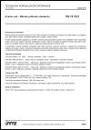 TNI 75 7021 Kvalita vod - Metoda přídavků standardu