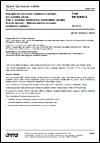 ČSN EN 62442-2 Energetická náročnost ovládacích zařízení pro světelné zdroje - Část 2: Ovládací zařízení pro vysokotlaké výbojky (kromě zářivek) - Metoda měření účinnosti ovládacího zařízení