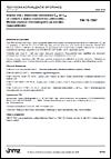 TNI 75 7507 Kvalita vod - Stanovení uhlovodíků C10 až C40 ve vodách s nízkou koncentrací uhlovodíků - Metoda plynové chromatografie po extrakci rozpouštědlem