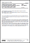 ČSN ISO 15638-17 Inteligentní dopravní systémy - Rámec pro kooperativní telematické aplikace pro regulaci komerčních nákladních vozidel (TARV) - Část 17: Monitorování zásilky a pozice