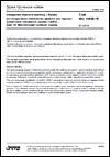 ČSN ISO 15638-16 Inteligentní dopravní systémy - Rámec pro kooperativní telematické aplikace pro regulaci komerčních nákladních vozidel (TARV) - Část 16: Monitorování rychlosti vozidla