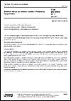 ČSN EN 60810 ed. 3 Světelné zdroje pro silniční vozidla - Požadavky na provedení