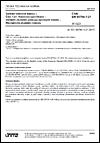 ČSN EN 60794-1-21 Optické vláknové kabely - Část 1-21: Kmenová specifikace - Základní zkušební postupy optických kabelů - Mechanické zkušební metody