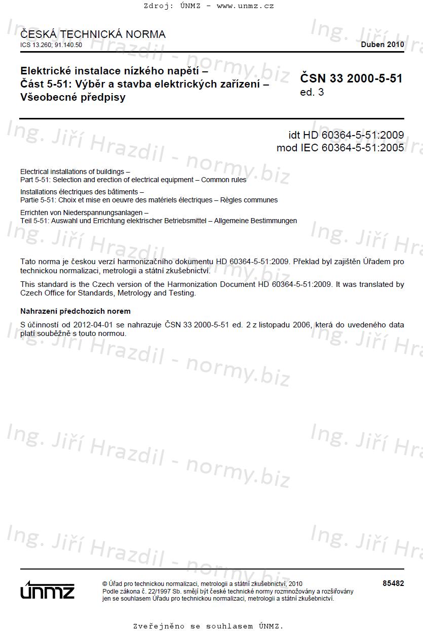 Čsn 33 2000-5-51 ed.3 pdf