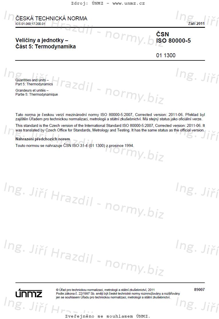 ČSN EN ISO 80000-5 (011300) - ...