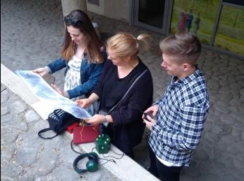Conspiracy in Soviet Tallinn – a city game