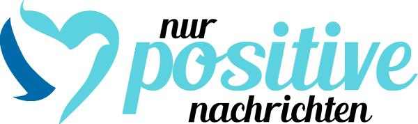 Nur positive Nachrichten Logo