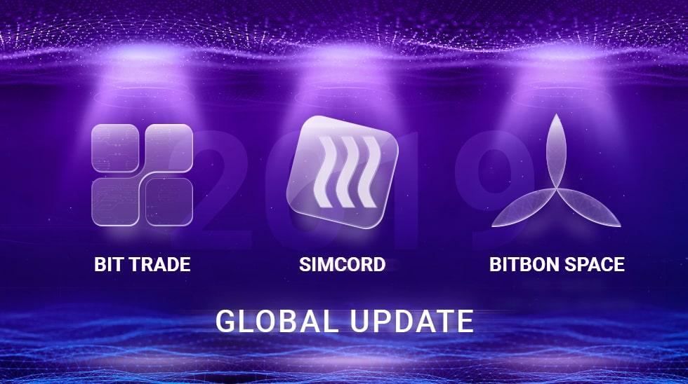 Глобальные обновления ресурсов компании Simcord