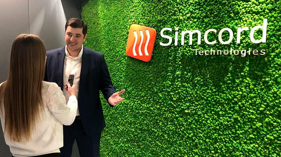 Интервью Александра Кудь для Информационной службы компании Simcord от 18 января 2019 года