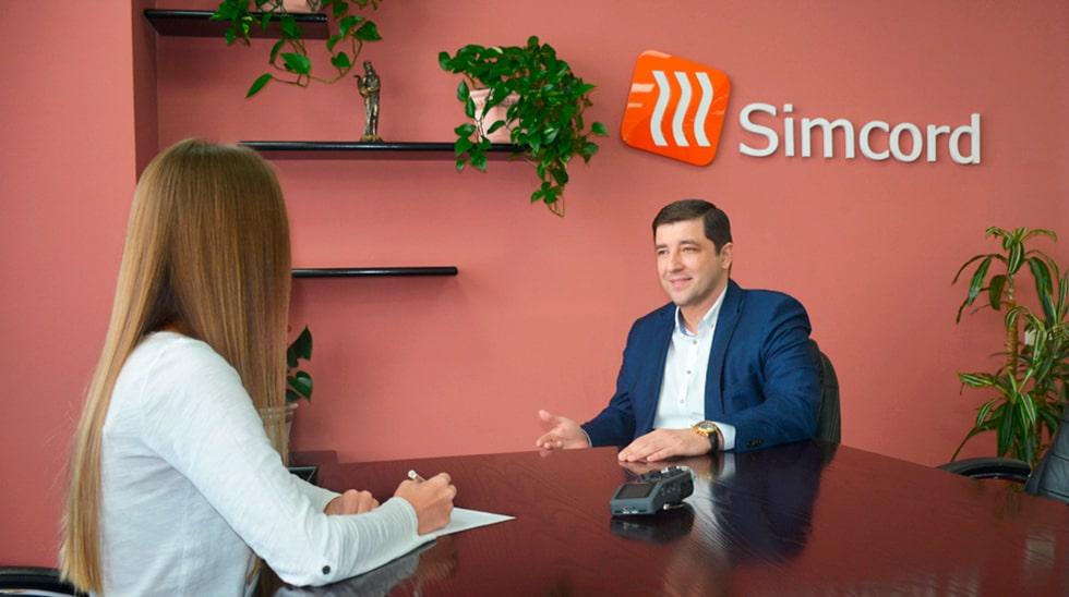Интервью с Генеральным директором компании Simcord