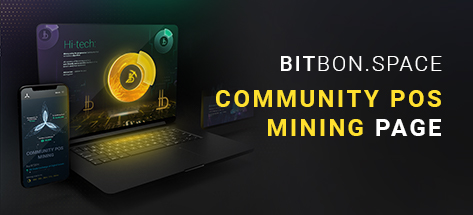 Mining: New Section on the Official Website of the Bitbon System