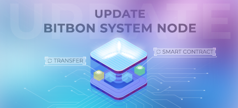 Software Update of the Nodes of the Bitbon System's Blockchain