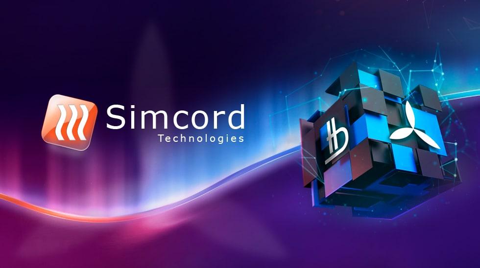 Обновление официального сайта компании Simcord — основателя Системы Bitbon