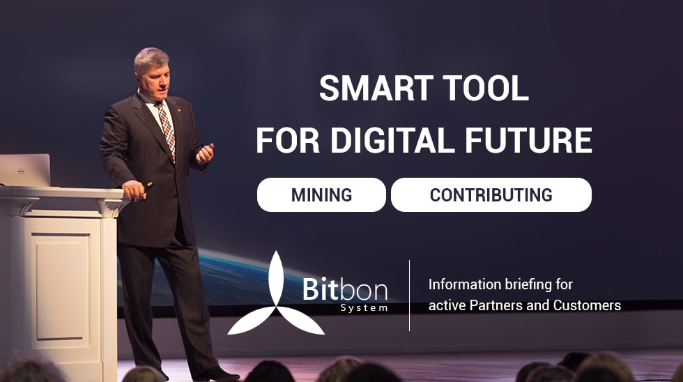 """Official Briefings """"Bitbon System — Smart Tool for Digital Future"""""""