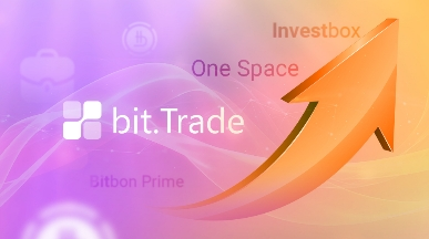 Preparing Bit Trade Before the Launch of One Space
