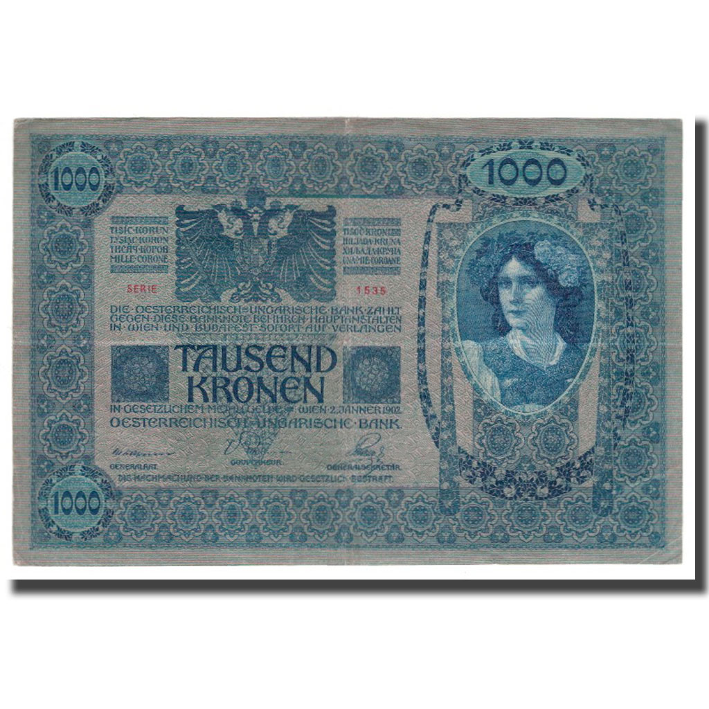 Poland 5000 zloty 1919 UNC Reproduction