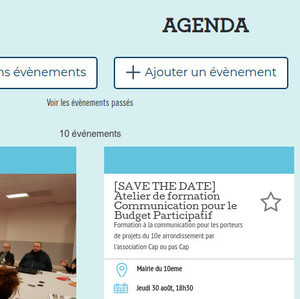 Paris: Budget Participatif