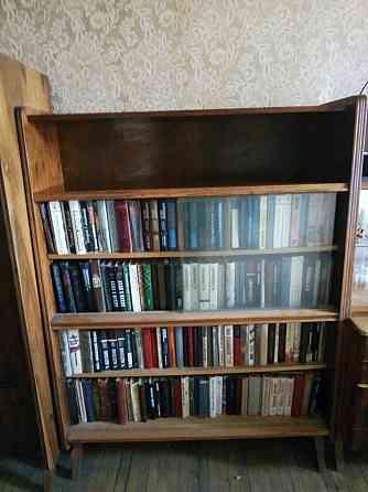 Продам книжный шкаф , интерьер 70-х СССР (Румыния) Київ