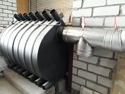Гильзовка дымоходов из нержавейки в Черкассах Черкаси