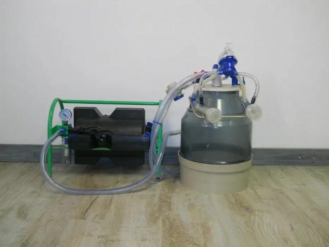 Доильные аппараты для коров Импульс ПБК-4, гарантия от производителя! Дніпро - зображення 2