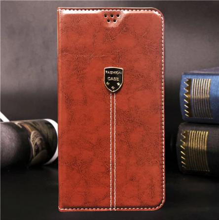 Кожаный чехол-книжка Umidigi F2, Realme 7 5G. Хмельницький - зображення 2
