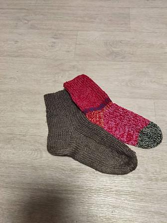 вяжу на заказ врежки, домашние носки, гетры Харків - зображення 3