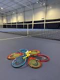 Проведи весело и полезно время играя в теннис «marina tennis club» Київ