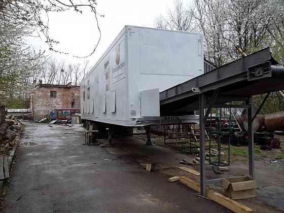 Виготовлення сортувальних ліній для переробки ТПВ Івано-Франківськ