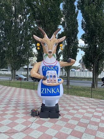 Надувные человечки – надежный рекламный инструмент Київ - зображення 8
