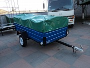 Новый легковой прицеп Лев-26 прямо с Завода с Бесплатной доставкой Івано-Франківськ