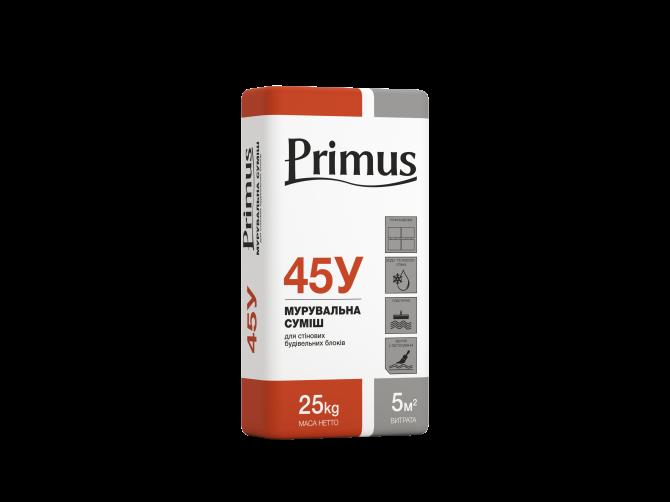 Клей для блоков Primus 45 у Київ - зображення 1