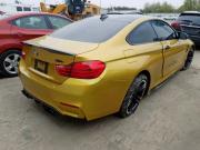 Bmw M4 – золотой слиток мощи и роскоши Київ