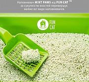 Наповнювач для котячого туалету Fun Cat Mint Paws Зміїв