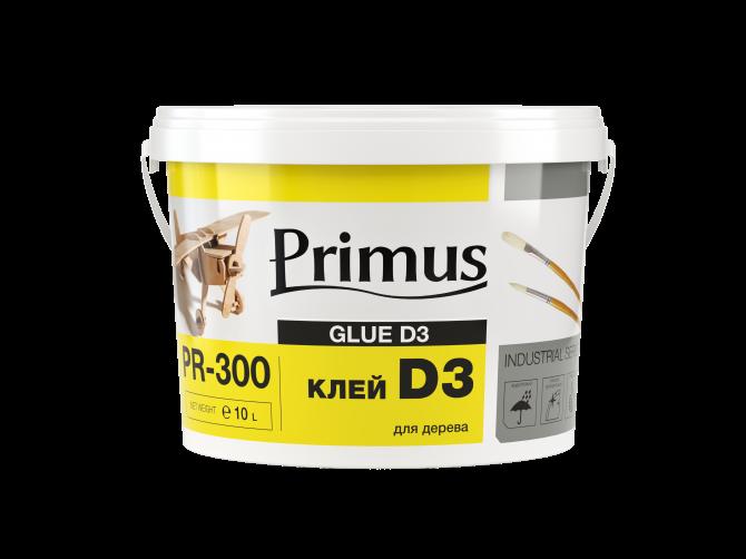 Клей для дерева Primus D3 30кг Київ - зображення 1