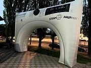 Надувные арки для мероприятий с сублимационной печатью Київ