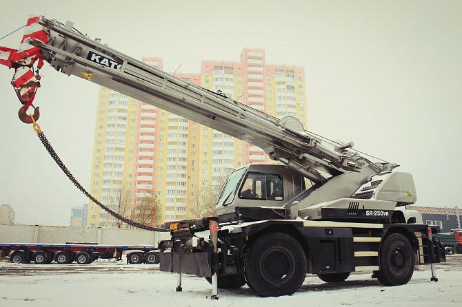 Аренда автокран Kato SR 250 VR Київ - зображення 4