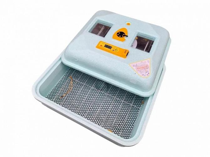 Инкубатор на 88 куриных яиц - Теплуша Green со встроенным влагомером! Запоріжжя - зображення 2