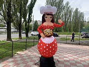 Сделайте бренд заметным Аэромены Рукомахи Київ