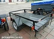 Новый легковой прицеп Лев 21 лафет Кропивницький