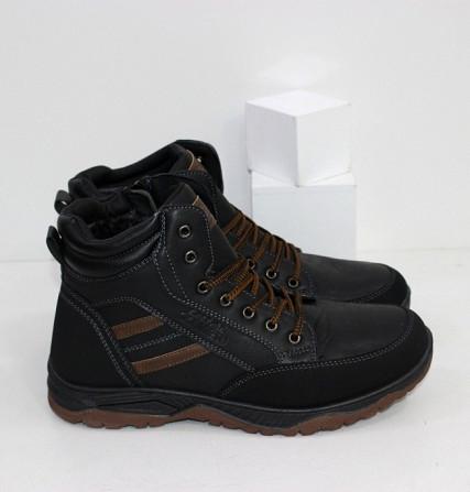 Зимние мужские ботинки Код: 111898 (9406-2) Запоріжжя - зображення 5