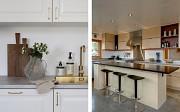 Столешница для кухни (искусственный камень акрил) на заказ. Кухонные столешницы акриловые Харків