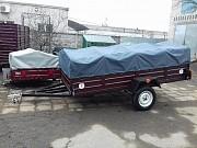 Прицеп новый легковой Гигант Лев 3.0*1.6 нового образца Київ