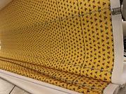 Нанесение узоров и рисунков на ткань методом сублимации красителя Київ