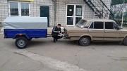 Прицеп легковой Лев-1120 от производителя Кропивницький