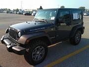 Jeep Wrangler Rubicon – стиль + проходимость Київ