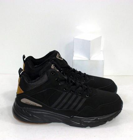 Зимние мужские кроссовки ботинки Код: 111817 (882-2) Запоріжжя - зображення 4