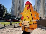 Надувная реклама пицца Київ